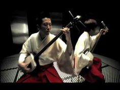 Yoshida Brothers - Rising from Best Of Yoshida Brothers 吉田兄弟 One of my favourite Japanese groups. I find these men to be extremely impressive. Their timing is perfect, their technique flawless. The fusion between American Rock and Roll and Japanese Tradition is fantastic in this video.