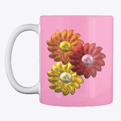 An elegant floral design, perfect for all your outfits and accessories, available on all your customized items at affordable prices! #elegant #floral #bunch #flower #POD #customized #affordable #teespring
