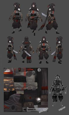 weish does stuff... and things - Page 3 - Polycount Forum