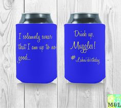 1000 images about birthday koozies on pinterest 30