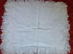 Embroidery on white cotton satin jean. Floral Embroidery, White Cotton, Lace Shorts, Beautiful Things, Satin, Antiques, Pretty, Vintage, Design