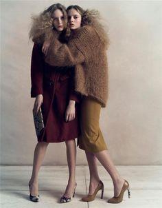 Style me { sépia } - Plumetis Magazine