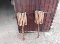Resultado de imagem para reaproveitar escora madeira