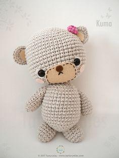 ¡ BienvenidaFamilia Kuma ! Estamos en el mes de Mayo y los osos salen de sus cuevas para comenzar un nuevo ciclo :-) Nuestra pequeña Kuma ha crecido en