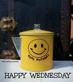 Wednesday can be wonderful....