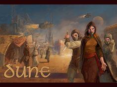 Dune Wallpaper by thegryph.deviantart.com