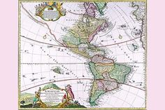 The Americas - The Western Hemisphere