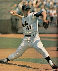 Tom Seaver - A nearly perfect delivery, and a pretty good guy, too.