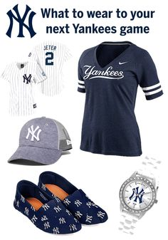 Ladies: have you checked out the MLB online shop for your favorite teams latest gear? Do it today!