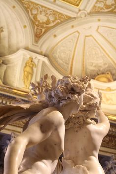 Curls & Cappuccinos: 2016 Summer ROMEance Part 4 aesthetic Gold Aesthetic, Angel Aesthetic, Aesthetic Photo, Aesthetic Pictures, Apollo Aesthetic, Baroque Architecture, Art Sculpture, Greek Art, Art Hoe
