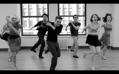 "Broadway Tap Dancers Cover Anna kendrics Hit Song ""Cups"""