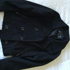 Black jacket Black comfy jacket worn only twice Jackets & Coats