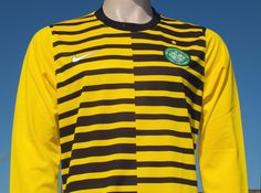Celtic F.C. Nike 3rd Shirt Season 2011-2012 Champions League Unsponsored Player Issue