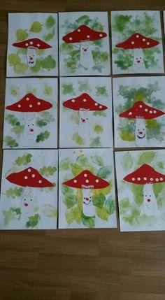 Pin by Sayaka Kaneko on 製作 Autumn Crafts, Fall Crafts For Kids, Autumn Art, Spring Crafts, Toddler Crafts, Art For Kids, Diy And Crafts, Arts And Crafts, Paper Crafts