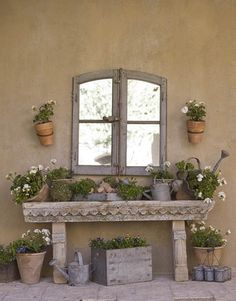 love the outdoor mirror!