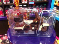 Chocolate Bike