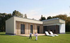 Prefabricated house ek 026