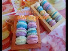 tutorial: miniature macarons