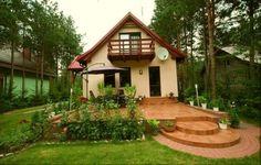 Casa pe structura din lemn