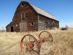 Barn and farm equipment