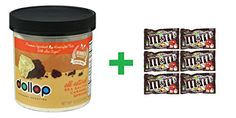 Dollop Sea Salt Caramel Spread 12 OZ Pack of 4  6 Pack of MM Milk Chocolate 169oz *** Read more  at the image link. (This is an Amazon affiliate link and I receive a commission for the sales and I receive a commission for the sales)