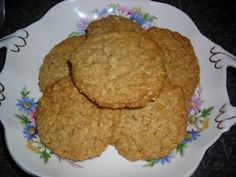 Oat Biscuits!