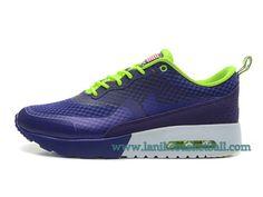 Nike Air Max Thea Print Chaussures De Course Pour Femme/Fille Bleu Vert 627269-601-Boutique La Nike Basket-Ball,Officiel Nike Chaussures En Ligne!