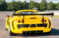 There is something very unique about this Lotus Elise GT! Click on the pic to find out more #spon