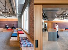 Yelp! Headquarters by Studio O+A, San Francisco   California office