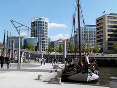 Malreise Hamburg – unser erster Tag in der Hafencity | Museumshafen in der Hamburger Hafencity (c) Frank Koebsch