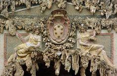 Buontalenti's Grotto - Boboli Gardens  - chapter 29