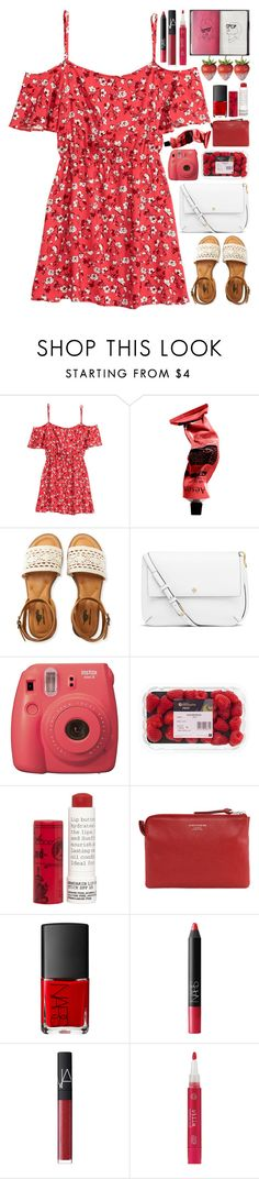 """Trending Now : Day dresses"" by annaclaraalvez on Polyvore featuring moda, Aesop, Aéropostale, Tory Burch, Korres, Acne Studios, NARS Cosmetics, Stila e daydresses"