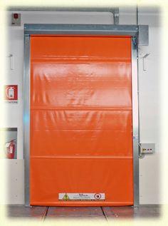 Portoni Rapidi Garage Doors, Orange, Outdoor Decor, Red, Home Decor, Decoration Home, Room Decor, Carriage Doors, Interior Decorating