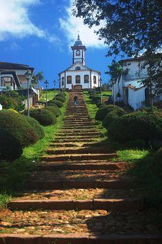 Serro (MG). Igreja de Santa Rita.