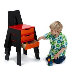 A Chair by Collect Furniture #MONOQI