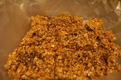 Muscles, Miles, and Meals: Perfect PB Protein Bars