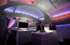 The future of travel according to Boeing