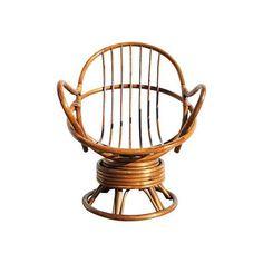 Beautiful Vintage Rattan Swivel Chair 1960u0027s Rattan Chair By VintageandSwoon
