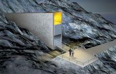 Une nouvelle « arche » de Noé des temps modernes va voir le jour près du Pôle Nord
