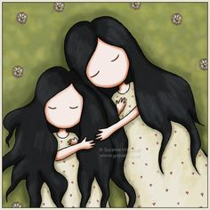 Daughters by `gorjuss