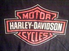 LOT 7 Harley Davidson Motor Cycles Mens XL Shirts 4 T Shirts 1 long 2 short #harleydavidson #ButtonFront