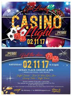 2017 Casino Night In