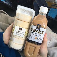 I Love Food, Good Food, Yummy Food, Comida Do Starbucks, Asian Snacks, Japanese Snacks, Japanese Candy, Cafe Food, Aesthetic Food