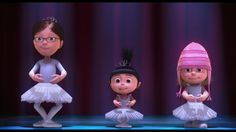 agnes mi villano favorito imagenes ballet - Buscar con Google