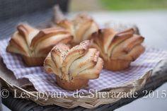 pain au babeurre moelleux Crescent Rolls, Dinner Rolls, Garlic, Bread, Vegetables, Desserts, Pains, Food, Easy Bread