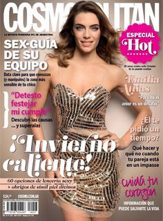 Cosmopolitan Argentina July 2013