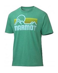 The Coastal T-Shirt from Marmot is made with a soft, lightweight jersey knit fabric, has a graphic front logo and tag-free neckline. Buy Now http://www.outsidesports.co.nz/new-in/CNAL51880/Marmot-Coastal-T-Shirt---Men's.html#.Vg3vlvmqpBc