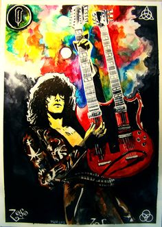 Jimmy Page By KeysMsS