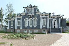 Trubetskoy house - Irkutsk, Russia
