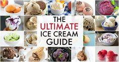 The Ultimate Ice Cream Recipes Guide